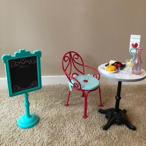 *RETIRED* Grace's Table and Treats